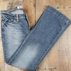 "GAP Long and Lean"" Flared Leg Jeans AY21"
